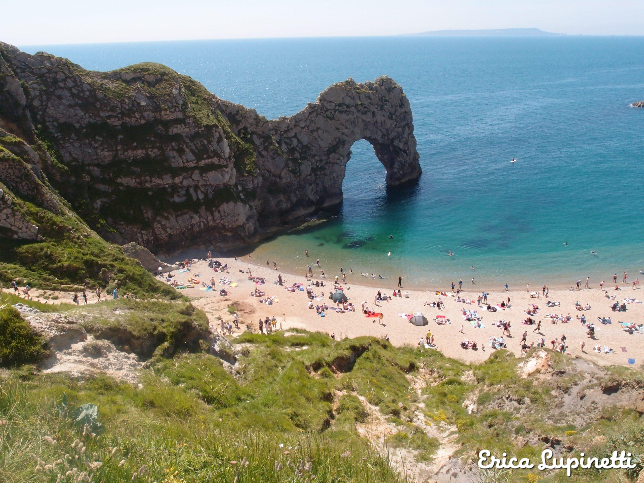 Durdle Door to Lulworth Cove Hike